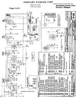Free Stewart Warner Schematic Service Owners Manual models