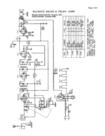 Free Coke Cooler Radio Schematic Model 5A410,5A410A,5A430