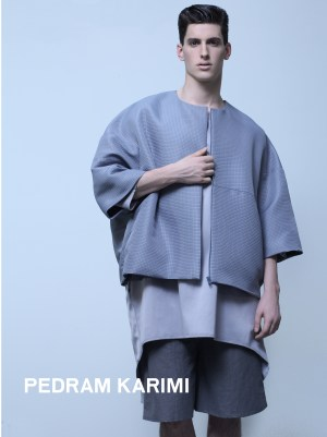 Pedram Karimi 2014 men women unisex clothing Montreal London EU QC fashion