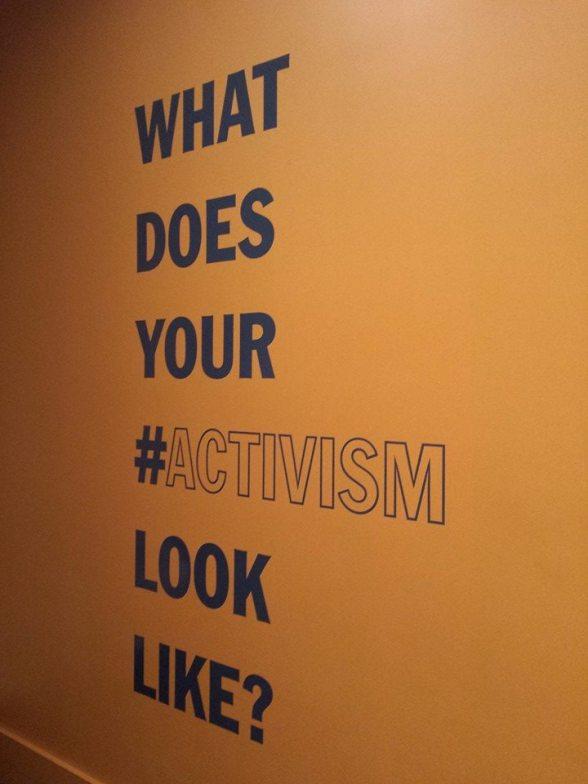 #Activism