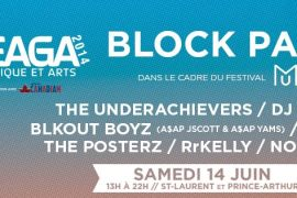 OSHEAGA BLOCK PARTY
