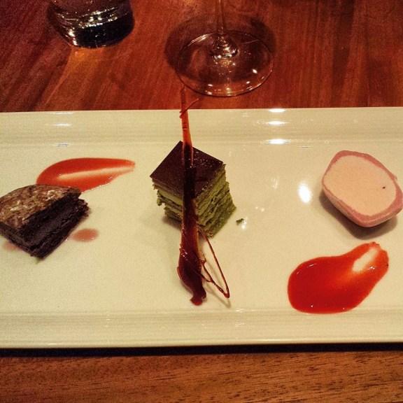 Desserts version japonaise