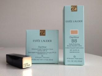 Nude Cream Teal White Cosmetics Skin Care