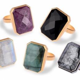 Rings Tech Accessories Fashion Blogger Gems
