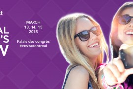 Montreal National Women's Show Nudabite