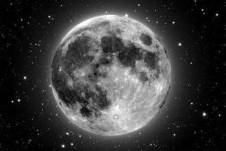 Spring Equinox New Moon Solar Eclipse Montreal Black White Astrology