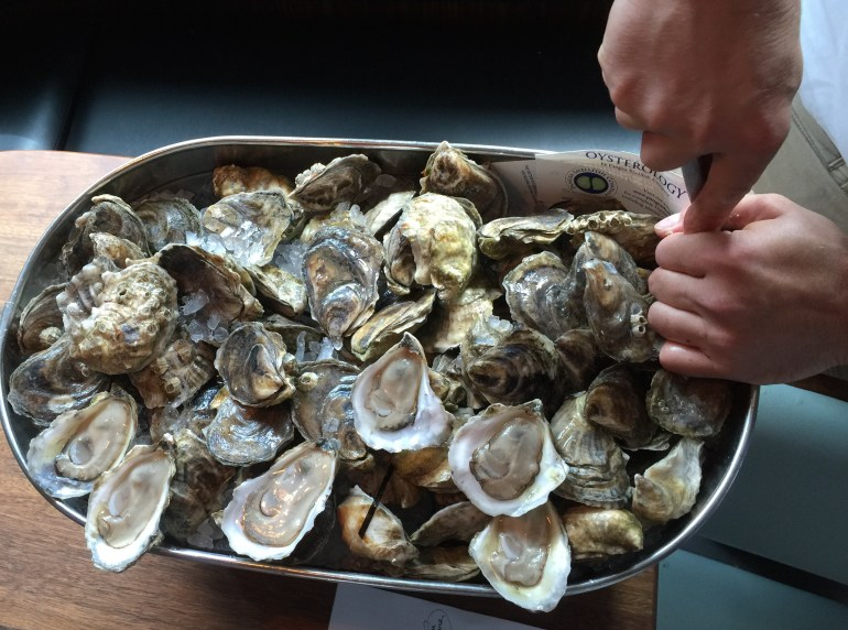 Montreal Annual Oysterfest