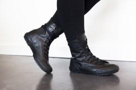 Converse Boots Black