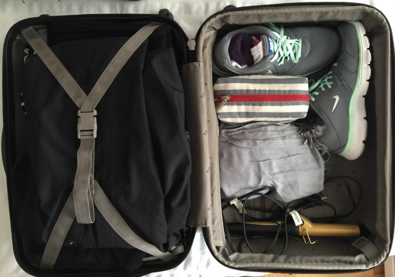 Minimalist packing
