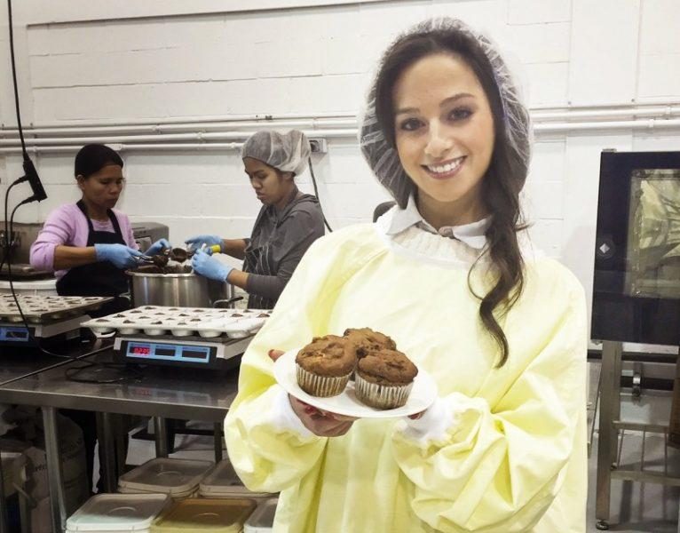 Gluten-Free Muthins Montreal Ali Beloff Bakery Mi & Stu