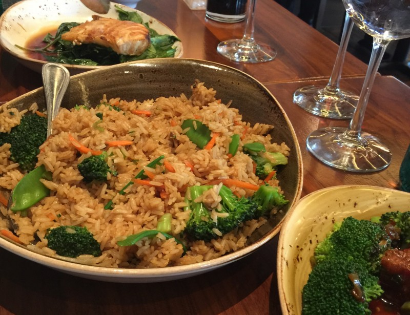P.F. Changs Montreal Veggie Rice