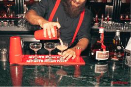 Grand Marnier Speakeasy Montreal Bartender