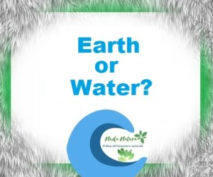 earth or water?