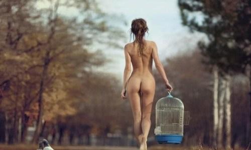Parolacce sul nudo