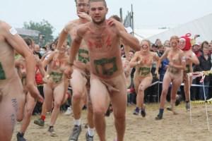 naked runner