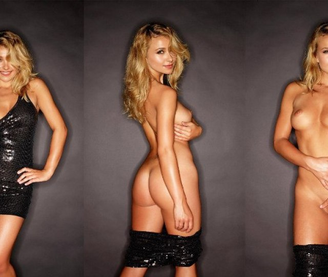 Hayden Panettiere Full Naked Topless Nude Photo Compilation