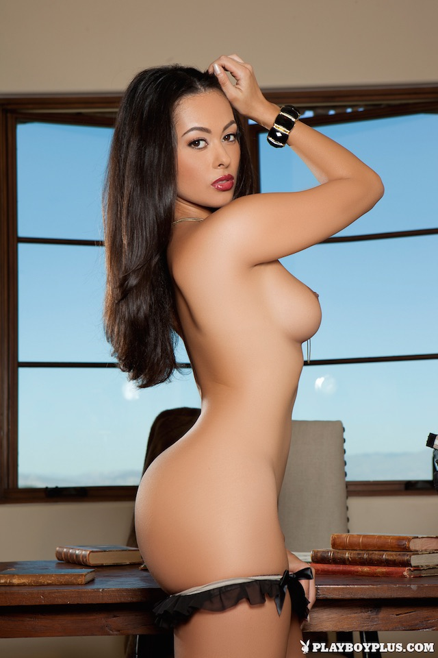 Ashley Doris in Personal assistant by Playboy Plus 25