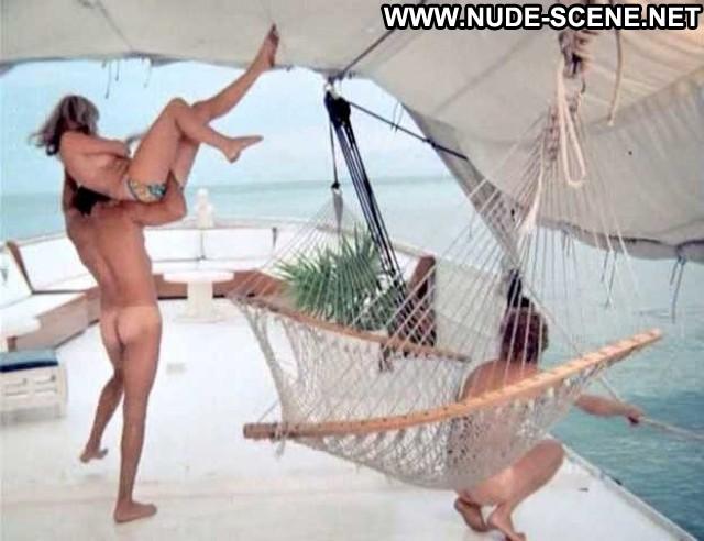 Susan George Nude Sexy Scene Tintorera Bikini Topless Horny