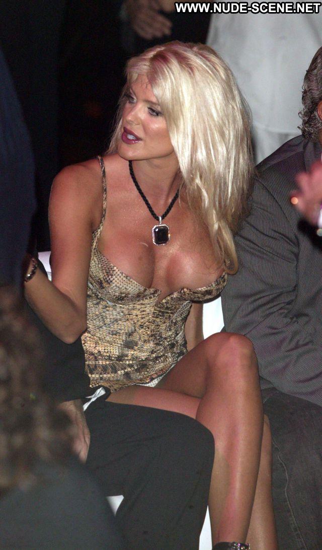 Victoria Silvsteadt Swedish Nipple Slip Playmate Big Tits