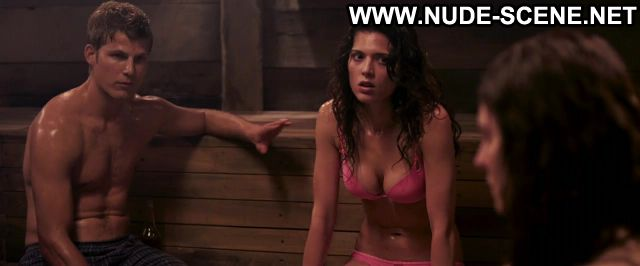 Christina Ulloa 247 Degrees Fahrenheit Sauna Female Gorgeous
