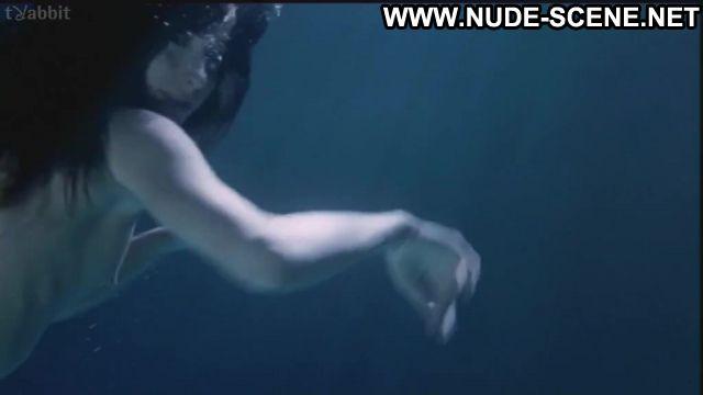 Marina Kalogirou Real Life Ocean Showing Ass Brunette Babe