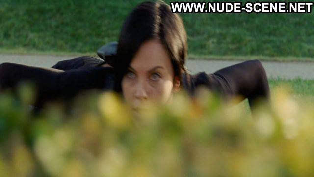 Charlize Theron Aeon Flux Flexible Positions Sexy Dress Doll