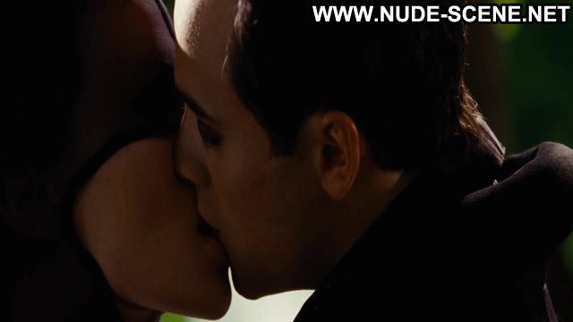 Charlize Theron Nude Sexy Scene Aeon Flux Mask Kissing Horny