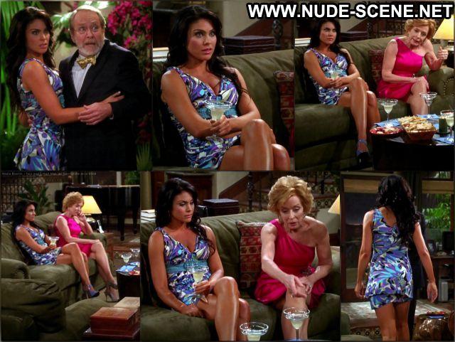 Nadia Bjorlin Blue Eyes Babe Cute Celebrity Hot Celebrity Nude Posing