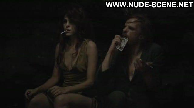Eva Mendes Holy Motors Sexy Scene Posing Hot Celebrity Nude Celebrity