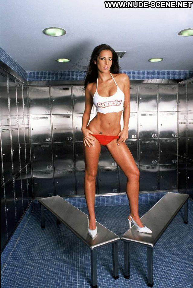 Gabi Espino Venezuelan Latina Brunette Nude Scene Posing Hot