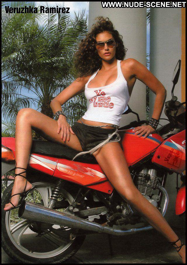 Veruzhka Ramirez Nude Sexy Scene Venezuelan Latina Female