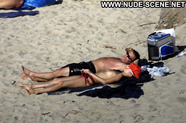 Zhang Ziyi Showing Ass Bikini Beach Posing Hot Babe Celebrity Posing