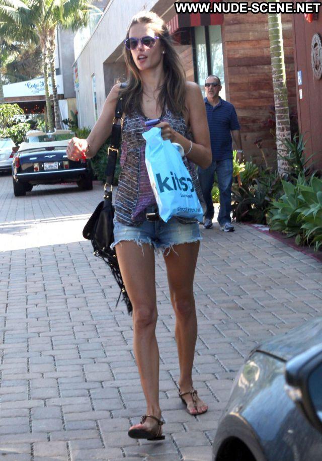 Alessandra Ambrosio Celebrity Celebrity Latina Posing Hot Nude Nude