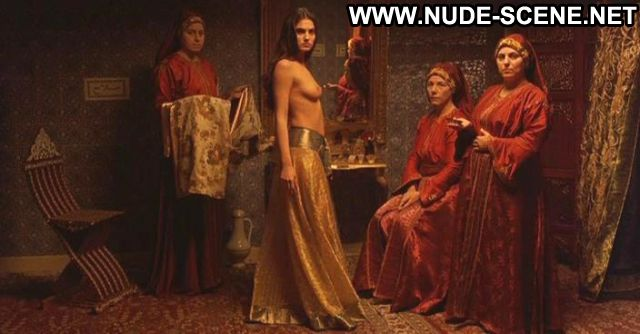 Gaia Narcisi Harem Suare Arab Showing Tits Actress Celebrity