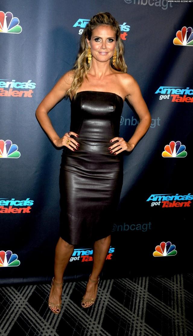 Heidi Klum Red Carpet High Resolution Nyc Babe Posing Hot Beautiful