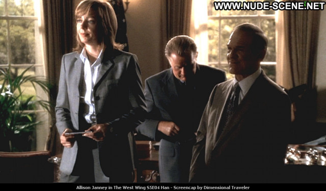 Allison Janney The West Wing Celebrity Beautiful Tv Series Babe