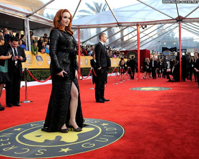 Christina Hendricks Th Annual Screen Actors Guild Awards Celebrity