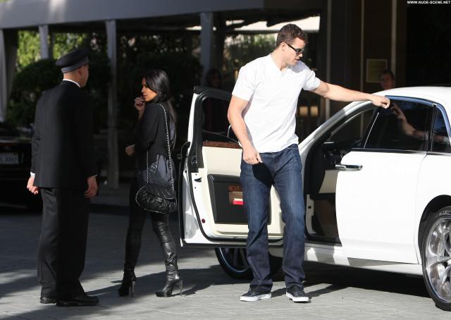 Kim Kardashian Beverly Hills Celebrity Babe Hotel High Resolution