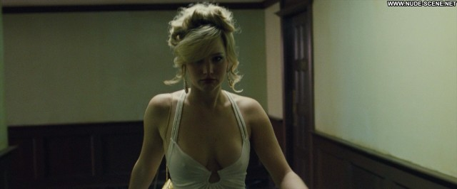 Jennifer Lawrence American Hustle Movie Hot Celebrity