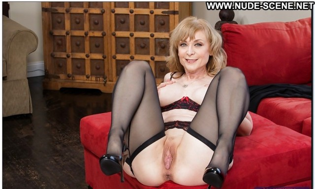 Nina Hartley Stockings Black Celebrity Pornstar