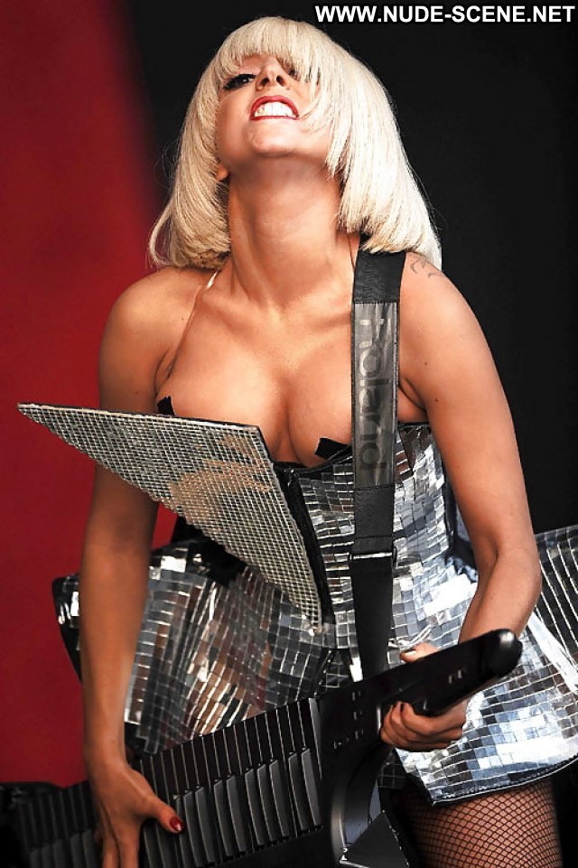 Lady Gaga Pictures Celebrity Crazy Horny Famous Sexy Hot Babe Posing