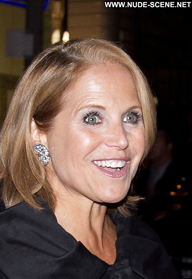 Katie Couric Pictures Sea Sexy Legs Swimsuit Celebrity Hot Milf