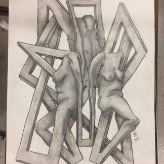 Alexander Shapiro — Human Form II