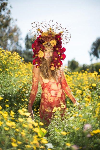 Paul Roustan — Flower Child