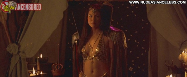 Kelly Hu The Scorpion King Beautiful Medium Tits Celebrity Asian Hot