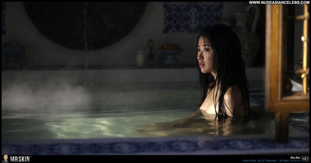 Zhu Zhu Marco Polo Asian Skinny Small Tits Sexy Doll Celebrity