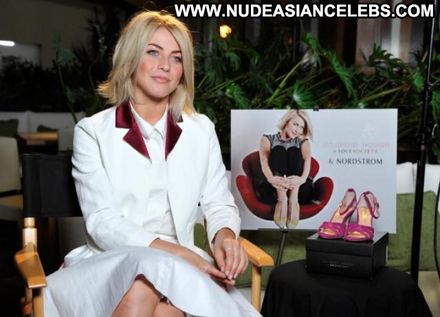 Julianne Hough Party Paparazzi Celebrity Posing Hot Babe Beautiful