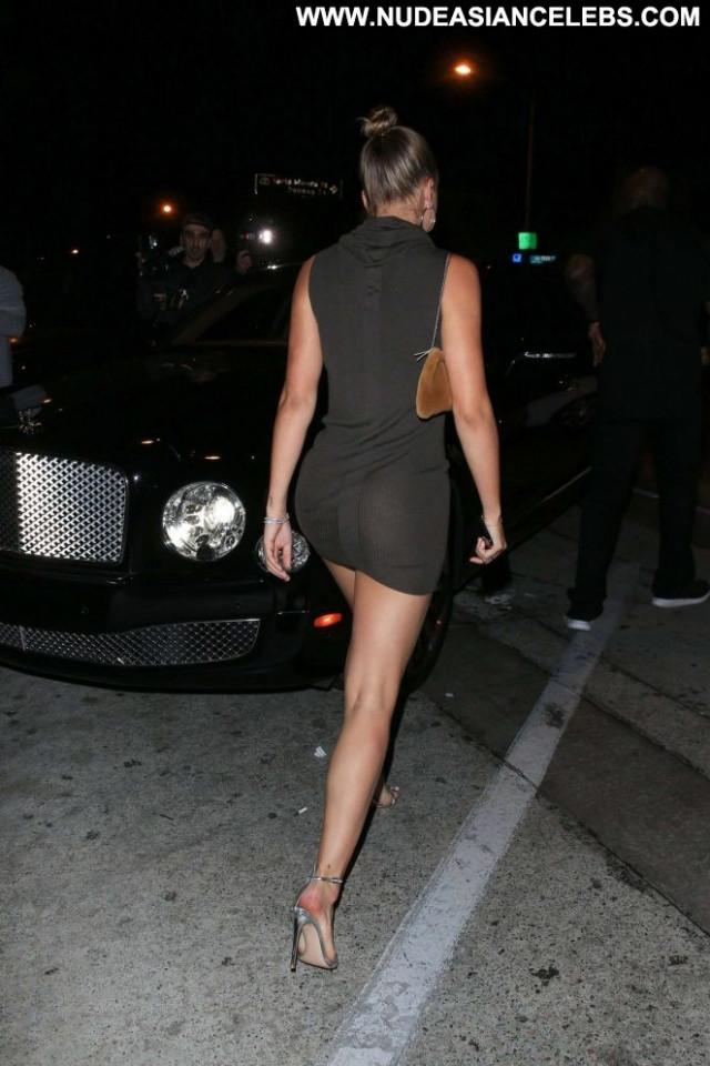 Sofia Richie West Hollywood Celebrity Rich Posing Hot Babe Restaurant