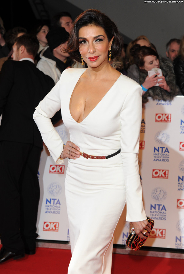 Shobna Gulati Cleavage Beautiful Celebrity Awards Babe Posing Hot