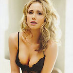 Ashley Jones who played Daphne Landry sexy